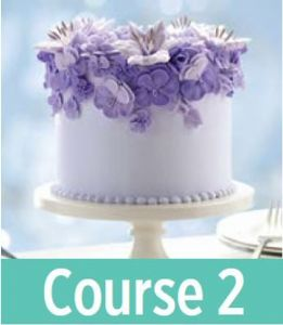 Flowers and Cake Design (8 Hours + Course Kit) UK Price: £150
